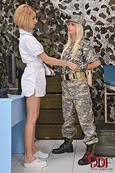 Erica Fontes & Jessie Volt