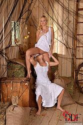 Blanche Bradburry & Vanda Lust