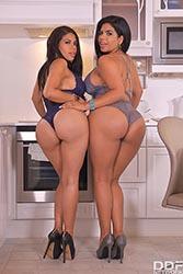 Sheila Ortega & Kesha Ortega
